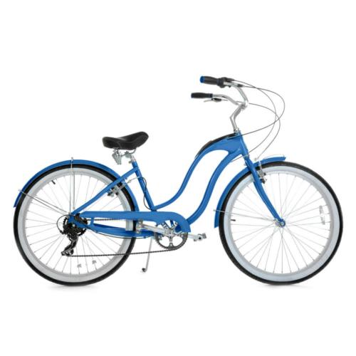 Amsterdam 2020 városi kerékpár - kék